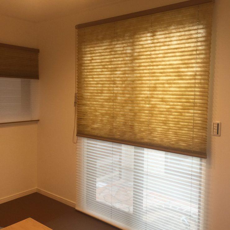 MIYACOCO 和室 カーテン