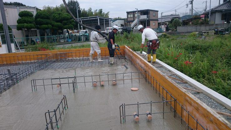 MIYACOCO 基礎工事