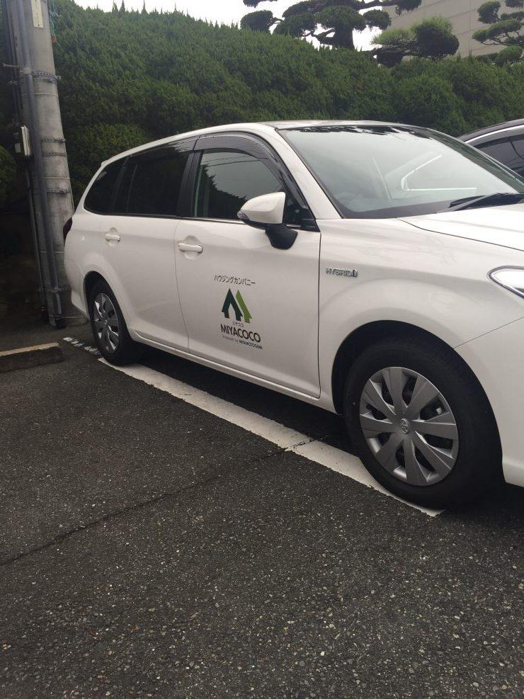 MIYACOCO 車