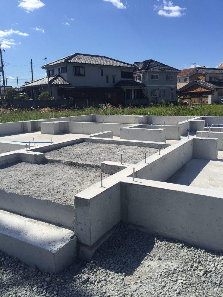 MIYACOCO 基礎コンクリート工事