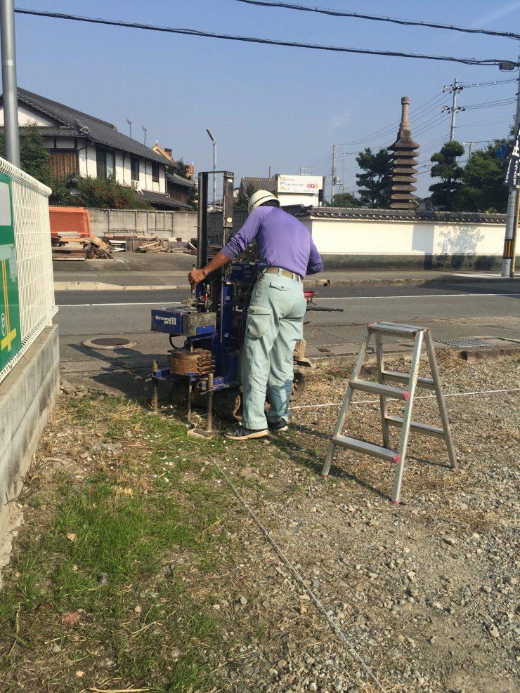 MIYACOCO 地盤調査