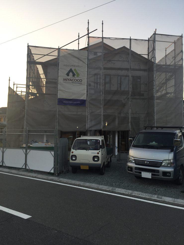 MIYACOCO 現場