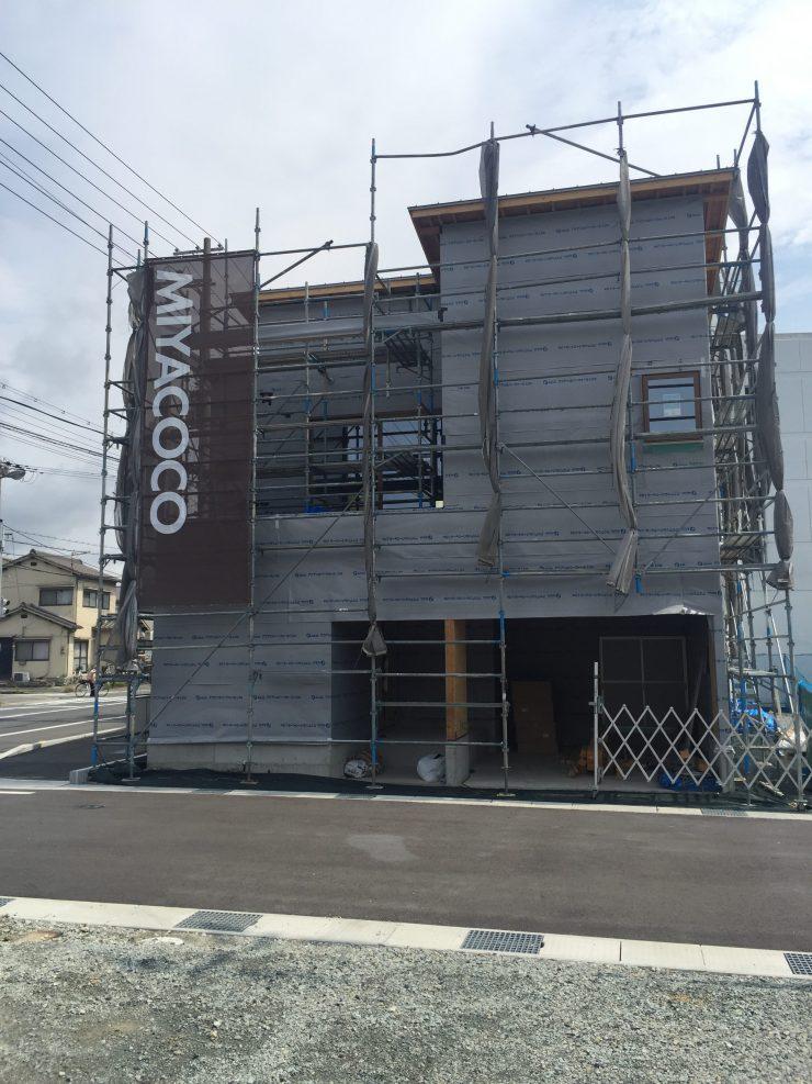 MIYACOCO 姫路市飾磨区中浜町 モデルハウス