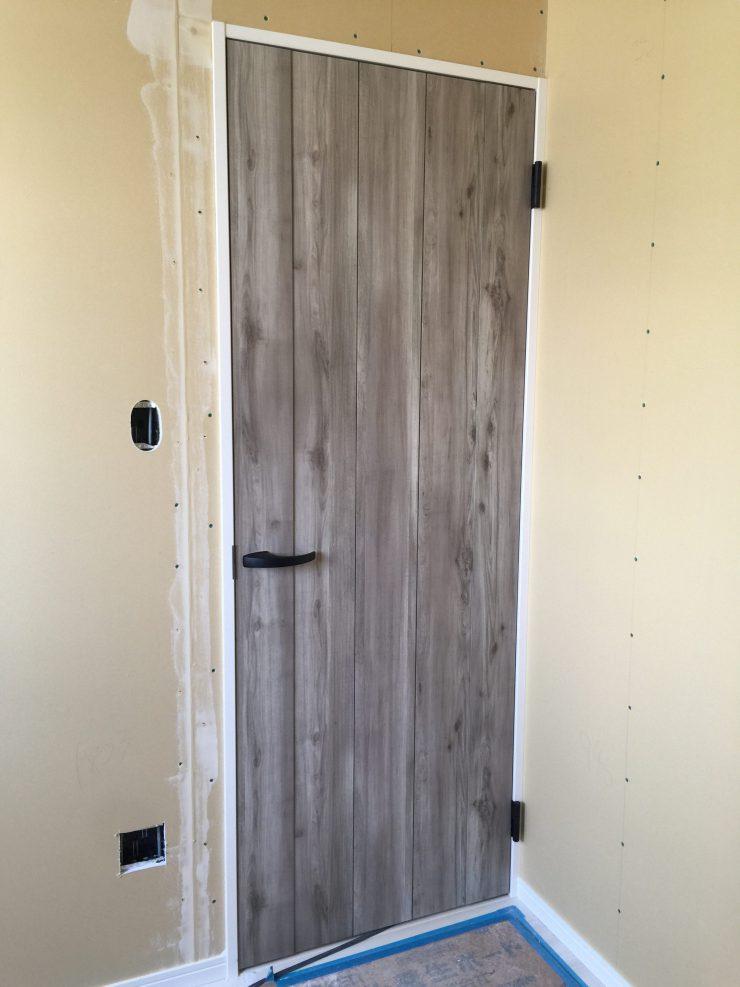 室内ドア 標準仕様。