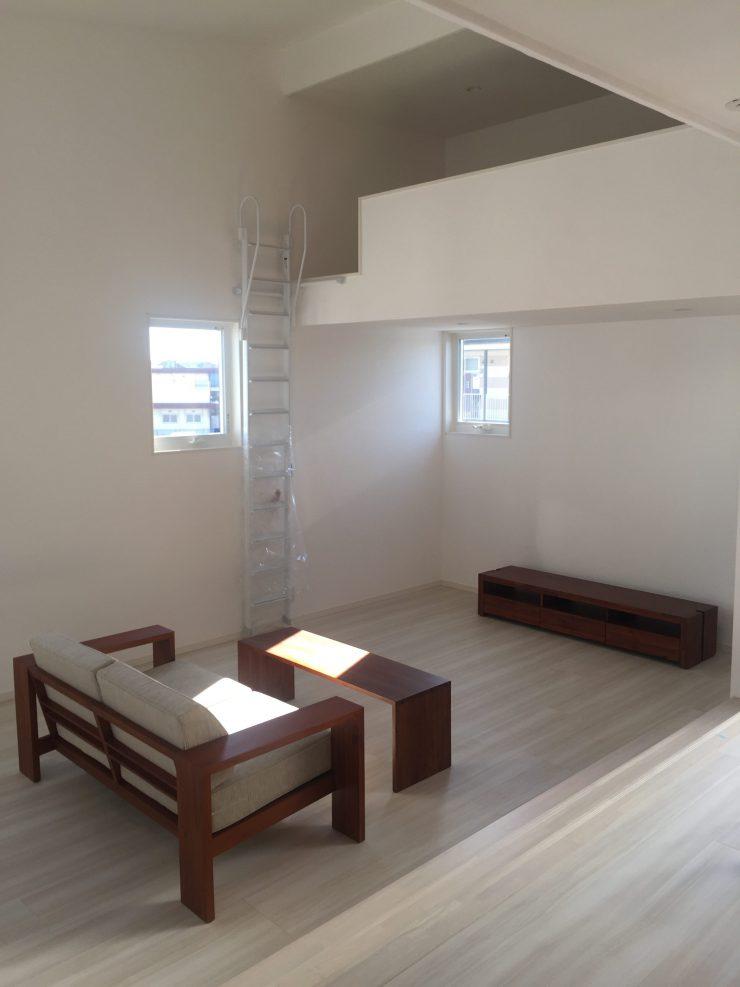 モデルハウス 家具。