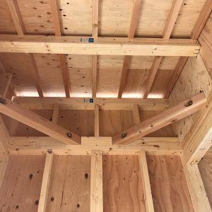 MIYACOCO 戸建新築工事 中間検査。
