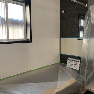 MIYACOCO 戸建新築工事 ユニットバス工事。