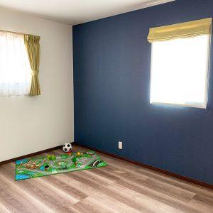 子供部屋 カラーコーディネート